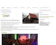 Bild Kulturscheune Oferdingen e.V.