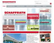 Schaffrath Unternehmensgruppe - Wir sind auf Sie eingerichtet