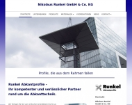 Runkel Abkantprofile - Profile, die aus dem Rahmen fallen - Startseite