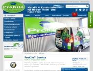 Website ProKilo Deutschland