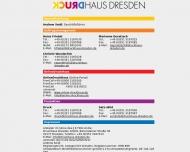 Druckhaus Dresden Druckerei f?r Offset-, Digital- und Formulardruck
