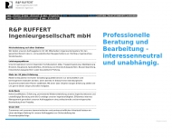 Bild R & P Ruffert Ingenieurgesellschaft mbH