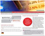 Website Rototec-Spintec