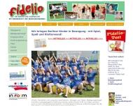 Bild Webseite Sport-Gesundheitspark Berlin Berlin