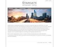 Website Stargate Capital