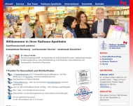 Bild Rathaus-Apotheke Internationale Apotheke, Dr. Klaus Fehske