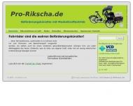 Bild RIKSCHA-MOBIL GmbH & Co. KG