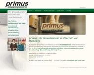 Bild Primus Steuerberatungsgesellschaft mit beschränkter Haftung