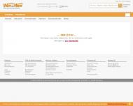 Website Löffelsend & Wein Compagny