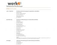 Bild work4 Personaldienstleistungen GmbH