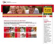 Bild Webseite Arbeiterwohlfahrt Kreisverband Müritz Waren (Müritz)