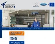 Bild Webseite Autopark Bolluck Goslar