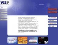 Bild Webseite WSP-Consulting Trebur