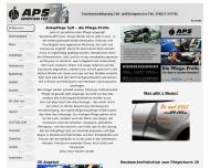 Bild Webseite Autopflege Sylt Sylt-Ost