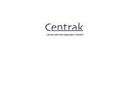 Bild Webseite Centrak Unternehmensberater Berlin