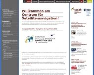 Bild Webseite cesah Darmstadt