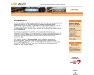 Bild FAIR Audit GmbH & Co. KG Wirtschaftsprüfungsgesellschaft
