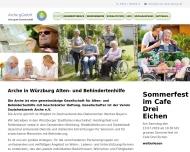 Bild Arche Gemeinnützige Evangelische Ges. für Altenu. Behindertenhilfe mit