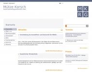 Bild Mütze Korsch Rechtsanwaltsgesellschaft mbH