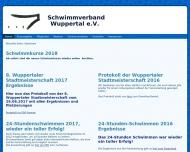 Bild Schwimmverband Wuppertal e.V.