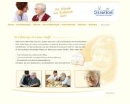 SENATOR-Einrichtungen Senioren-Pflege - Pflegeheime