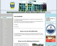Sportgemeinschaft K?ln-Worringen e.V. - Startseite