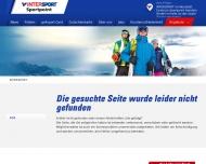 Bild Webseite Sportpoint Handels Berlin