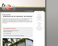 Bild Webseite  Bocholt