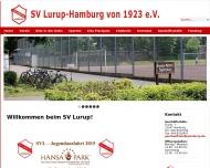Bild Sportverein Lurup-Hamburg von 1923 e.V.