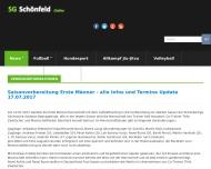 Bild Sportgemeinschaft Schönfeld e.V.