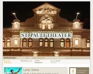 Bild St. Pauli-Theater Produktionsgesellschaft mbH