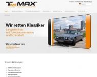 Bild Webseite TimeMAX Korrosionsschutz UG Hamburg