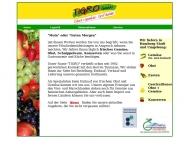 Bild Webseite TIGRO Hamburg