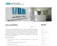 Bild von Heyden · Mössner Rechtsanwaltsgesellschaft mbH