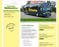 Bild Webseite Wilhelm Mühlmeister Obernkirchen