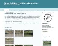 Bild Wilde Schläger 1985 Leverkusen e.V.