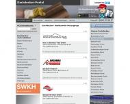 Bild Webseite Willy Werner Dachdeckermeister Reutlingen