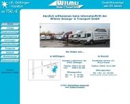 Bild Wilmes Umzugs- und Transport GmbH