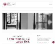 Bild Webseite WSS REDPOINT Rechtsanwälte Köln