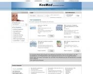 Bild Webseite Young Eyewear Köln