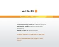 Bild Webseite Yandalux FRANCE Hamburg