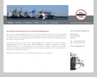 Bild Webseite ZOLL POOL HAFEN HAMBURG Hamburg