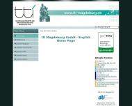 Bild TTI Technologietransfer- und Innovationsförderung Magdeburg GmbH