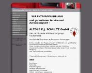 Bild Altöle F. J. Schultz GmbH