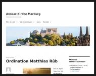 Bild Anskar-Kirche Marburg e.V. Evangelische Freie Gemeinde