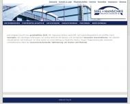 Bild Webseite Seel + Hanschke Beratende Ingenieure Freital