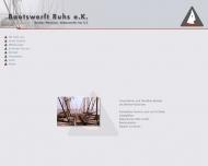 Bild Bootswerft Ruhs e.K.
