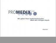 Bild Webseite PROMEDIX Darmstadt