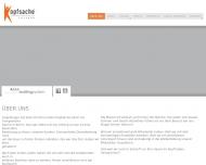 Bild Webseite KOPFSACHE K6 Berlin