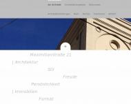 Bild Webseite m hausbau München
